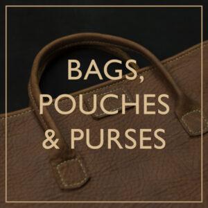 Bags, Pouches & Purses