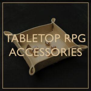 Tabletop RPG Accessories